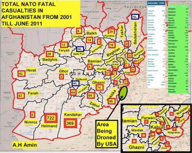 Afghanistan Casualties