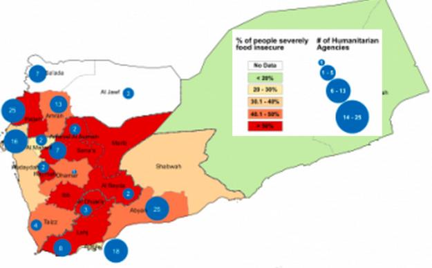 Yemen Food Insecurity